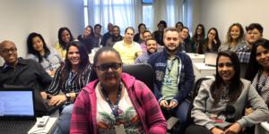 Equipe de serviços da MXM recebe treinamento de atualização da ECF