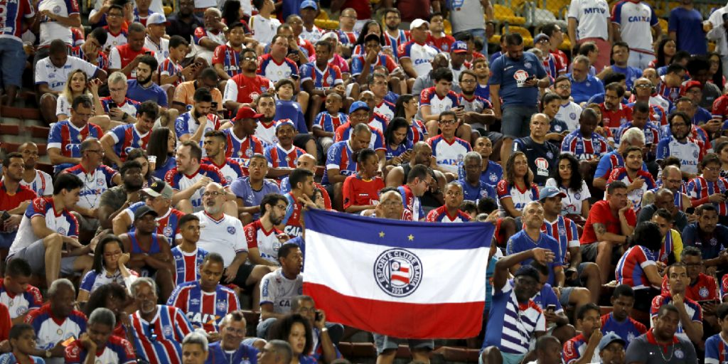 Esporte Clube Bahia e MXM Sistemas (Foto: Felipe Oliveira / EC Bahia)