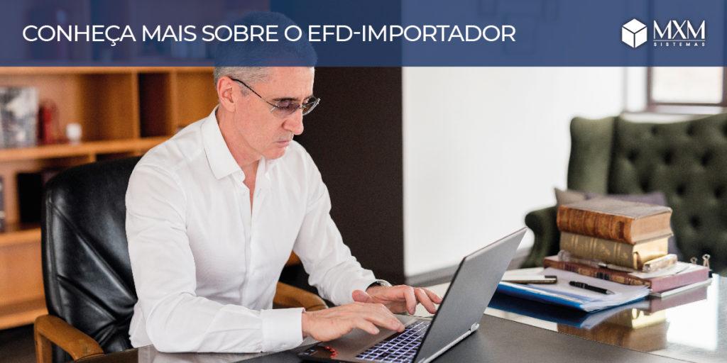 efd importador