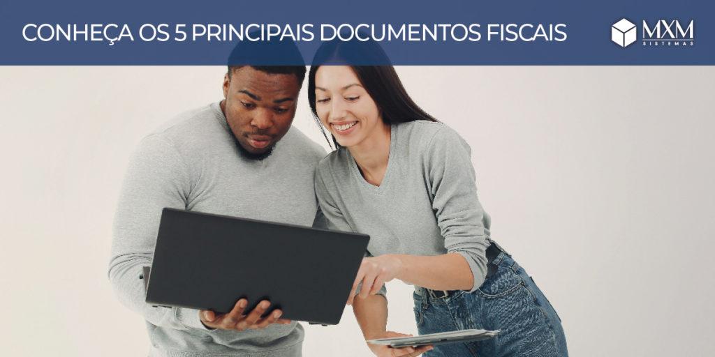 documentos fiscais