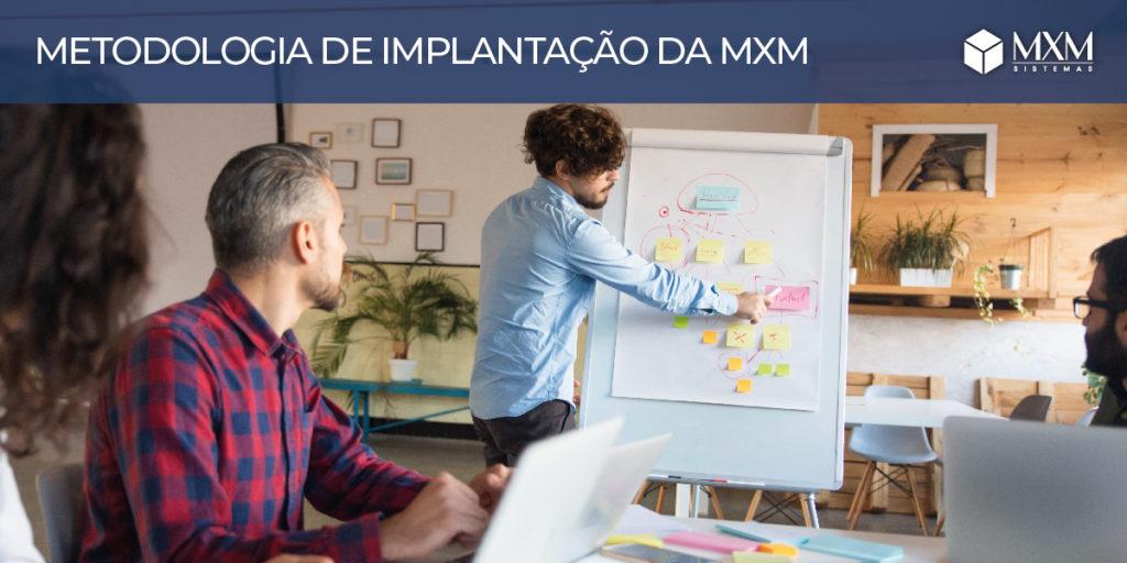 metodologia de implantacao