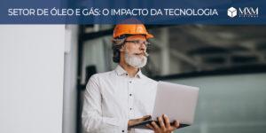 oleo gas tecnologia